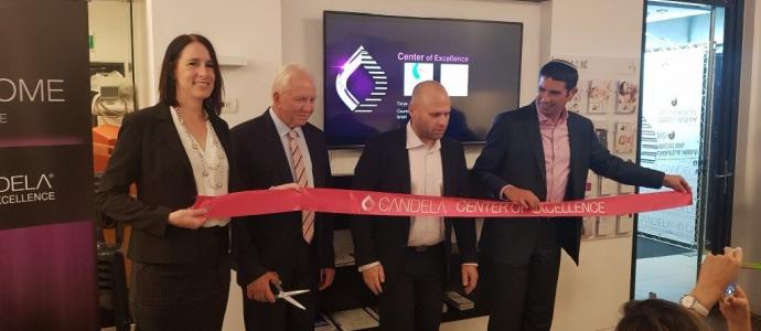 קנדלה משיקה מרכזי מצוינות - Center Of Excellence